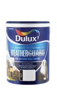 Dulux Weatherguard 20L White Image
