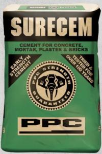 PPC 50kg 32,5 SureCem Cement Image