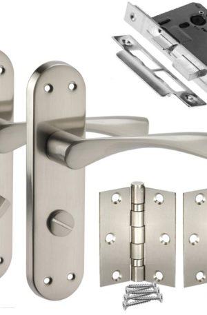 Locks, Handles & Hinges